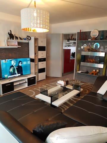 Belle appartement entier
