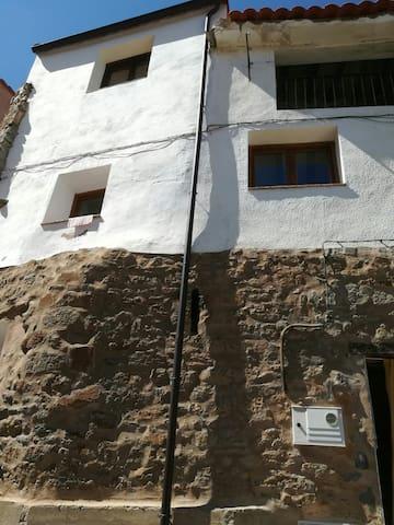 casa rustica en la rioja