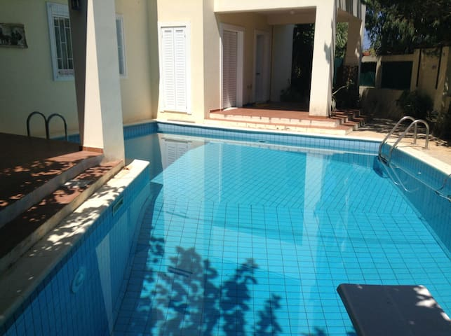 **Cozy Villa with Swimming pool :)