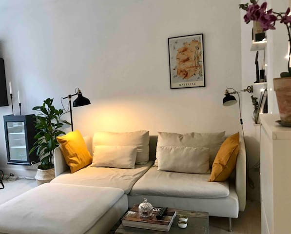 Central and bright appartement