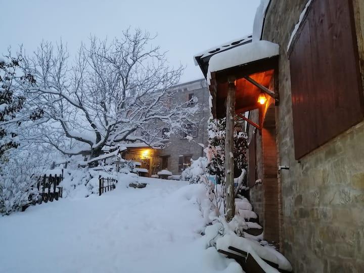 Barbugli, Cottage della Strega