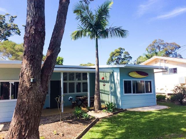 Huskisson Retro Beach House