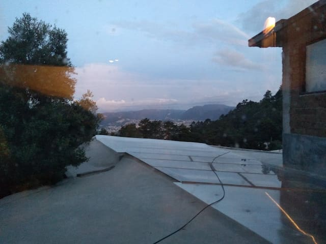 Departamento tranquilo y Ecológico en la Montaña