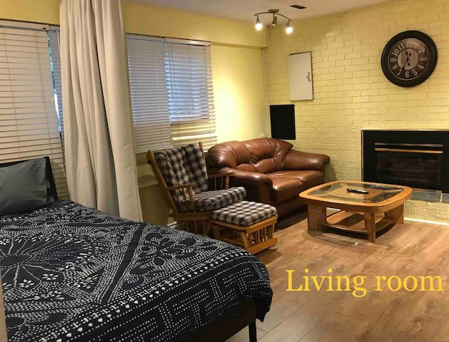 ( Newly Listed) Central Homestay near Vancouver