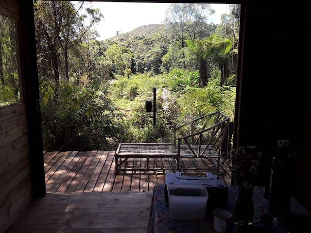 Sítio Cotinga - Cabana florestal