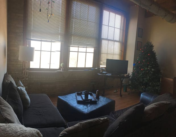 Historic loft in Walkers Point - Milwaukee - Apartamento