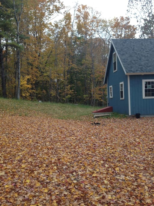 Beautiful Fall in the northern Catskills