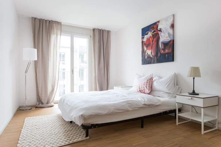 *SELF-CHECKIN*EXPAT DEAL* / 20MIN TO ZUG & ZURICH BY CAR / MODERN & FULLY FURNISHED (B)
