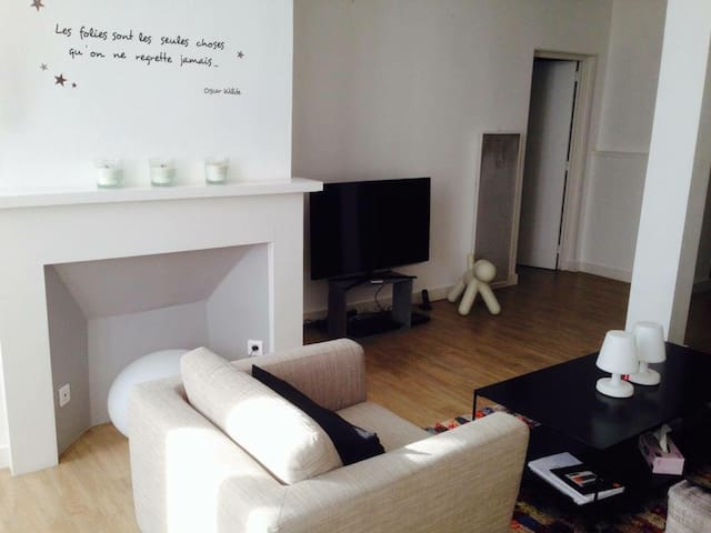 Charmant appartement T4 centre  ville Montauban - Montauban - Apartment