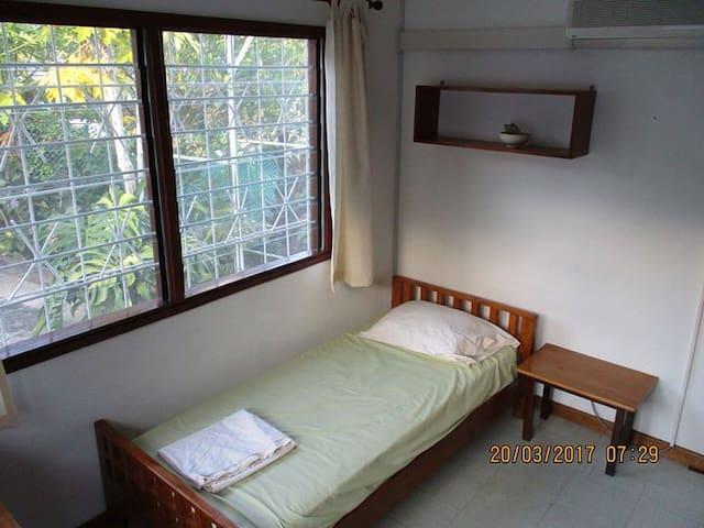 Chambre à Bel Ombre dans une maison partagée - Bel Ombre - Huis