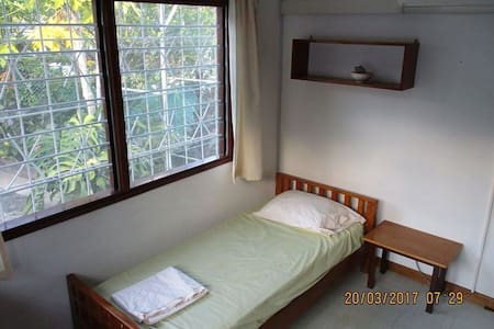 Chambre à Bel Ombre dans une maison partagée - Bel Ombre - Ház