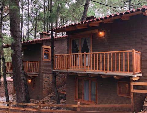 Cabaña 3 Gardenias Mazamitla