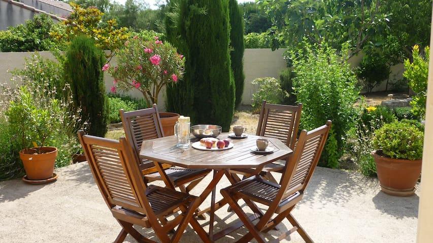 Grande Villa tout confort - Lézignan-Corbières - House