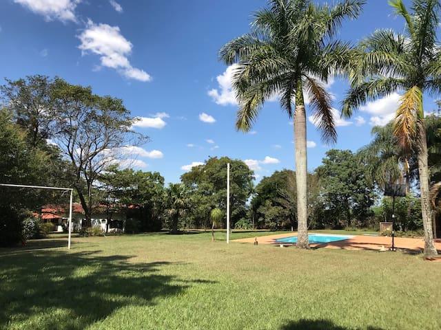 Sítio Maetis (Casa de Chácara) - Bairro da Bocaina