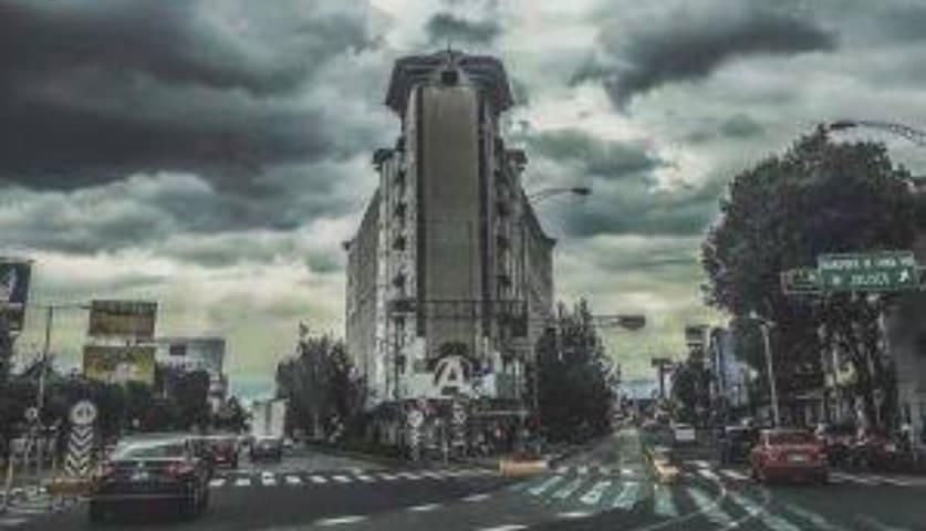 Departamento estudio Ciudad de México