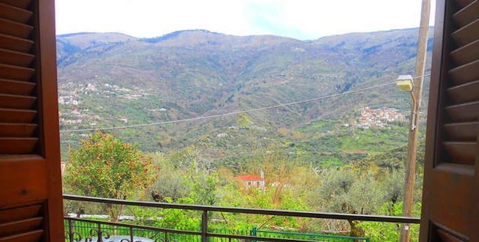 Relaxing and Excursions in the heart of Taygetos