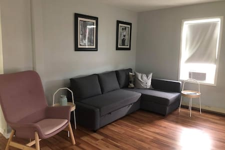 Quaint Newly Renovated One Bedroom Apartment