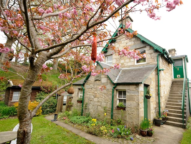 Oak Cottage, Self Catering, Pitlochry