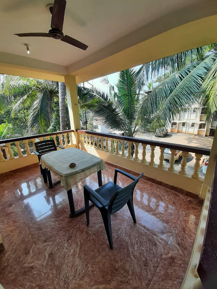 1Bhk Appartment in Candolim