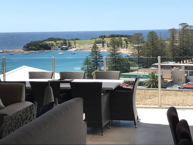 Beachouse Five Terrigal - Terrigal - Wohnung