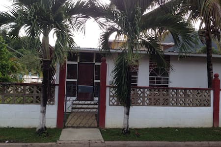 2 bdrm house +pool in Petit Valley - Diego Martin