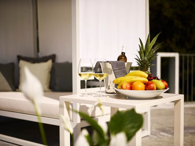Relais & Winery Montepepe. Suite Terrace. Tuscany - Montignoso - Apartment