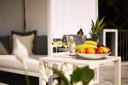 Relais & Winery Montepepe. Suite Terrace. Tuscany - Montignoso