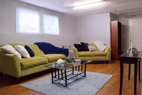 Cozy air conditioned apartment- now available