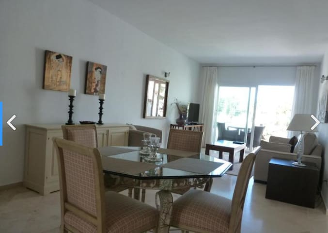 Stunning Costalita Flat only 2 min from the beach - Estepona - Kondominium
