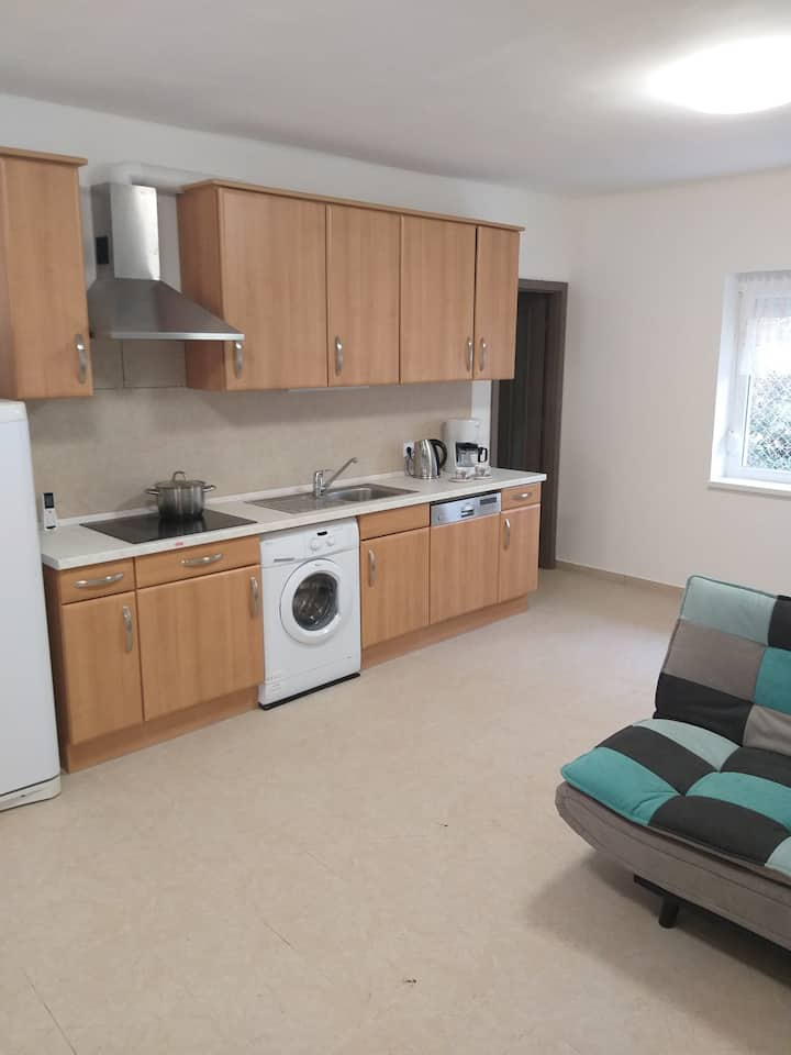 apartment for 5 persons in Balatonlelle R106186