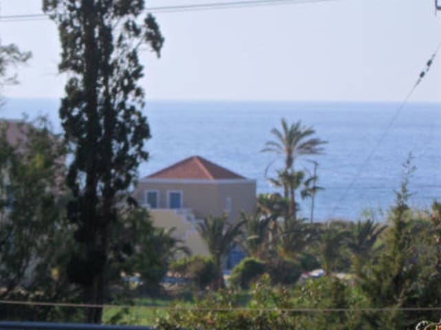 Sea View Apartment, Ideal for Family & Friends
