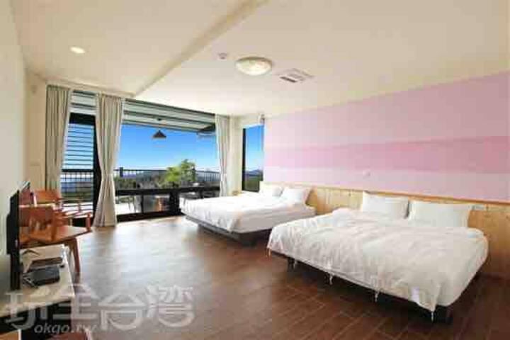 11.*LegendTea House BnB*阿里山傳說茶園民宿(3 Viewing Rooms)