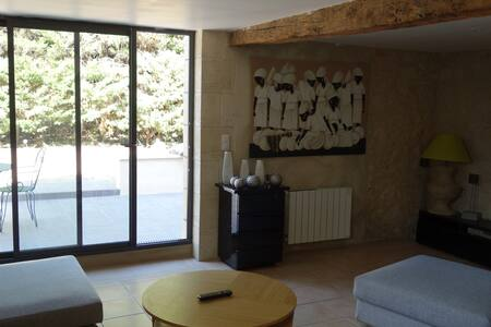 L'annexe de Gérald, Pujols - Gironde - Haus