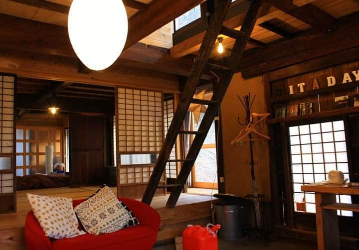 Classic Japanese farm house (min 4 pax required)