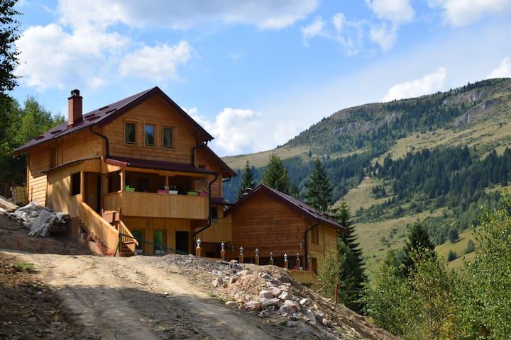 Villa Vukli, Ski center Boge-Rugova/Kosova