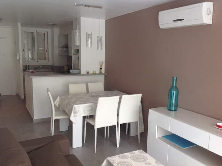 Bel appartement à Platja d'Aro sur la Costa Brava