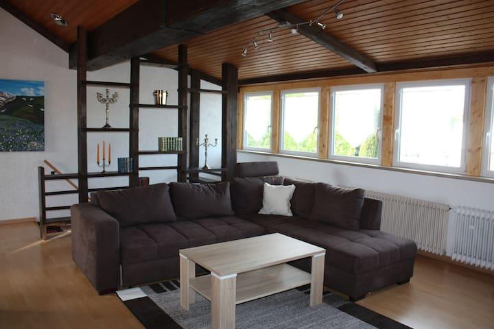 Ferienwohnung Hoher Staden - Urlaub im Saarland