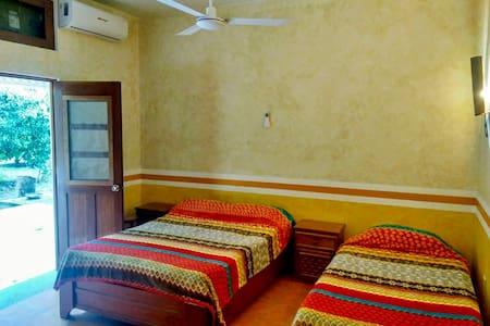 Comfortable habitación climatizada¨Fuego¨