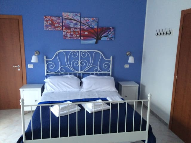 Villa Anna B&B Siracusa Blue Room