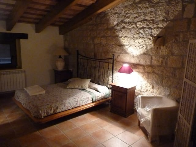 Habitación en casa de campo (H-1). - Canet d'Adri - Rumah