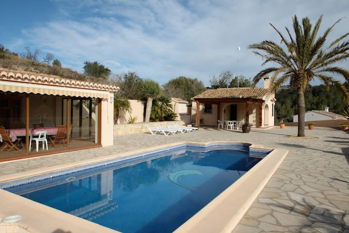 Santa Ana spanish finca style villa - Benissa