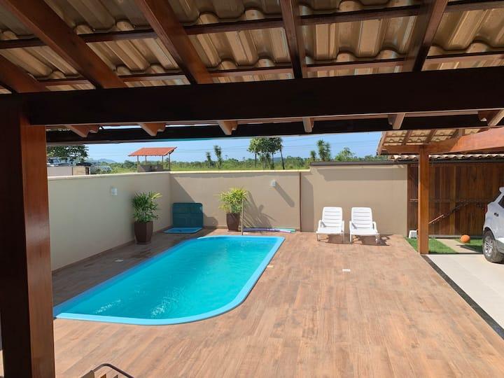 Excelente casa em Paraty com piscina