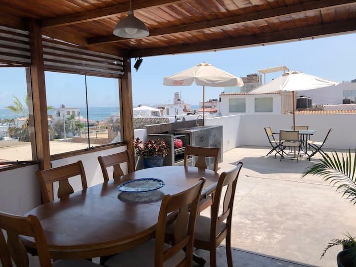 Casa en Punta Hermosa, a una cuadra de la playa