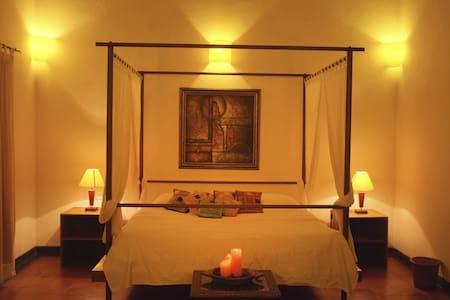 1 BEDROOM LUXURY VILLA  WITH PRIVATE POOL - Loutolim - Casa de camp