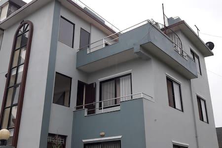 Karyabinayak Home with a View of Chobar Hill