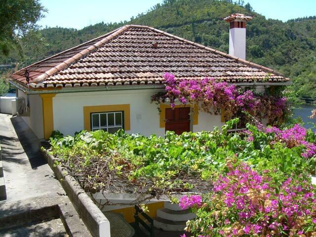 Casa de férias em Belver (história e natureza)