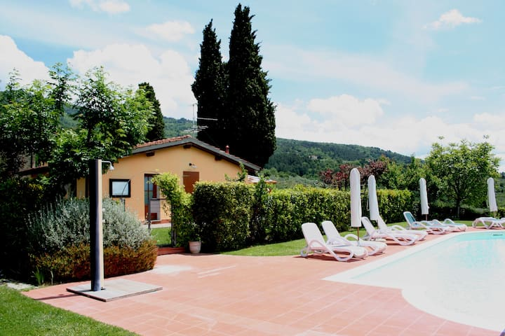 Cottage Romantic in Tuscany hills - Reggello