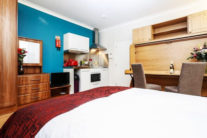 Cosy Studio in Heart of London Perfect for couples