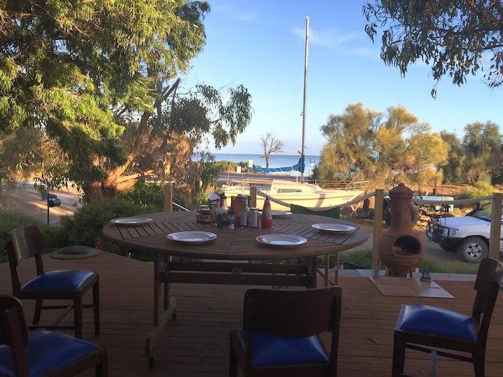 Waterfront family comfort - Yorke Peninsula SA