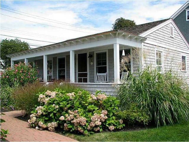 Adorable Cottage In Easton Point. - Middletown - Hus